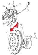 Alcon: Advantage Extreme Caliper Bracket Kit - Subaru BRZ & Impreza WRX / Toyota FT86