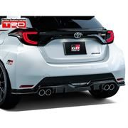TRD: Yaris GR Sports Exhaust For 1.6L