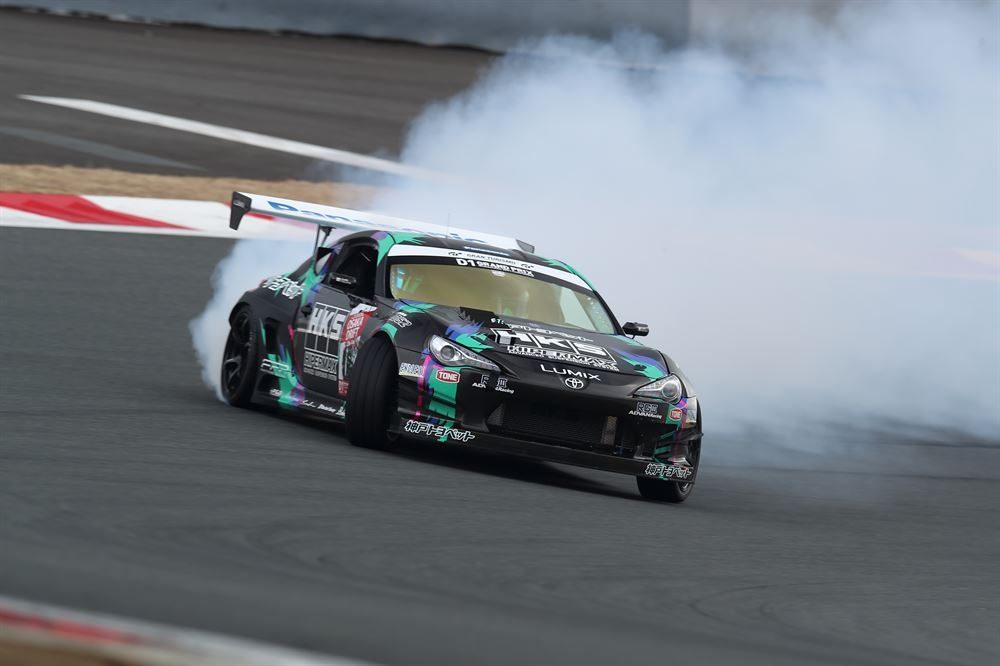 HKS GT86 Drift